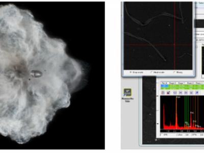 Poza Automated Gunshot Residue Analysis 1