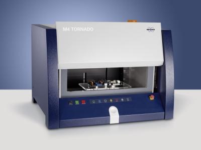 Poza M4 TORNADO – 2D Micro-XRF cu viteza mare si precizie 1