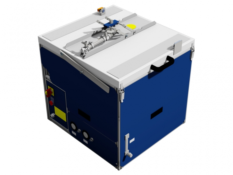 Picture Auto TGA -  fully automated robotic TGA systems 1